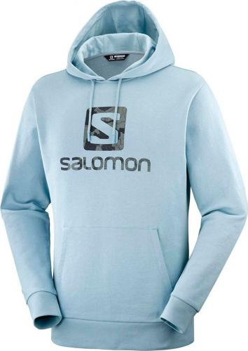 Salomon Bluza męska Outlife Pullover Hoody U-Ashley Blue r. L