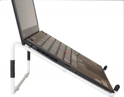 R-GO Tools Podróżna podstawa pod laptop - RGOSC015W