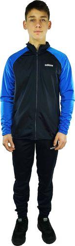 Adidas Dres Adidas JR Essentials Linear Tracksuit FM6569 S