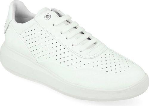Geox Sneakersy GEOX D15APC biały RUBIDIA 36