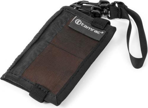 Pokrowiec Tamrac Etui na 6 kart SD i 4 Compact flash,  pumpkin (TA-T116085)