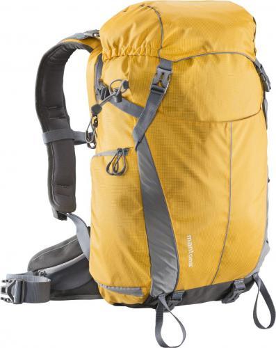 Plecak Mantona + torba pomarańczowa (21002)