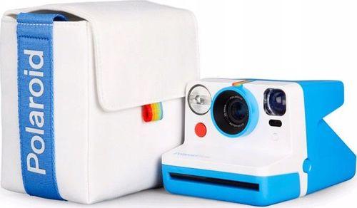 Pokrowiec Polaroid Futerał Torba Etui Do Aparatu Polaroid Now - Niebieski