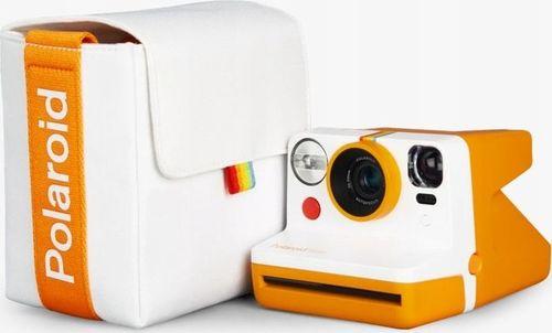 Pokrowiec Polaroid Futerał Torba Etui Do Aparatu Polaroid Now - Pomarańczowy