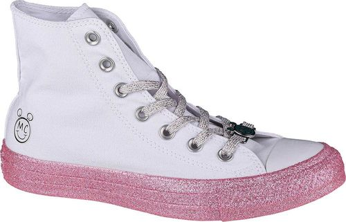 Converse Converse X Miley Cyrus Chuck Taylor Hi All Star 162239C białe 36,5