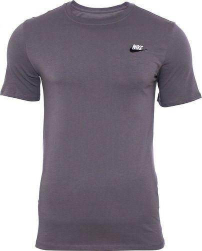 Adidas Koszulka męska Nike NSW Club T-shirt 827021-021 S