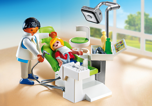 Playmobil Dentysta (6662)