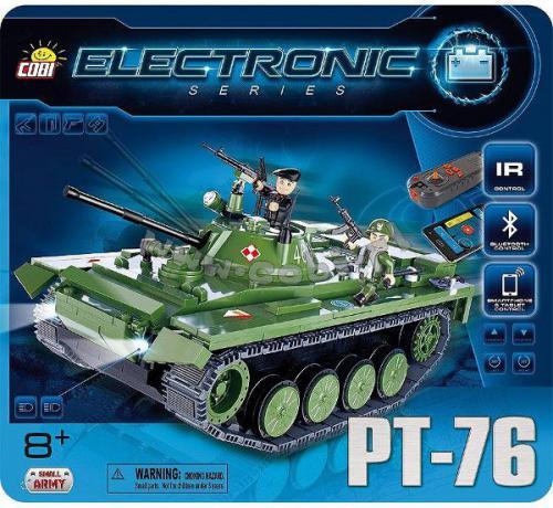 Cobi Electronic PT76 Pancerny