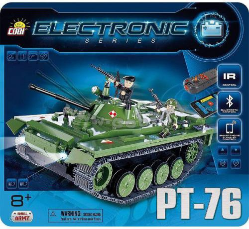 Cobi Klocki Electronic PT76 Pancerny