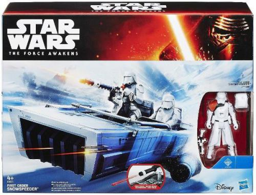 Hasbro Star Wars Ścigacz Śnieżny (ZH-B3673)
