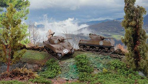 Italeri M4A3 75mm Sherman