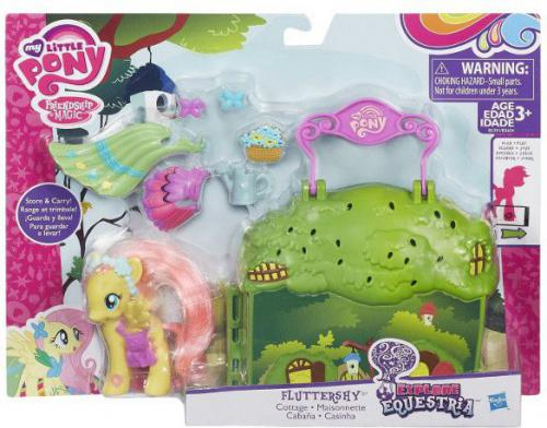 Hasbro My Little Pony Manehatten Fluttershy - B5391