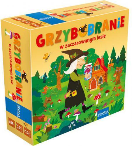 Granna Gra Grzybobranie - (00216)