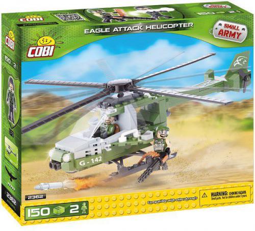 Cobi Klocki Armia Atak, Helikopter Orzeł (CO-2362)