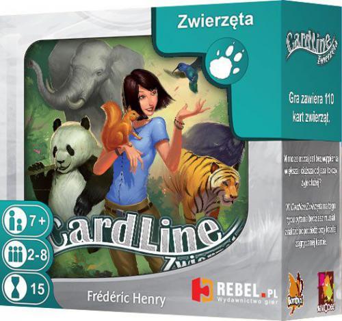 Rebel Cardline: Zwierzęta (30233)