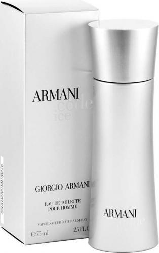 Giorgio Armani Code Ice EDT 75ml