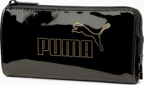 Puma  Portfel PUMA Core Up Wallet Black 078050-01