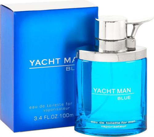 YACHT Blue EDT 100ml