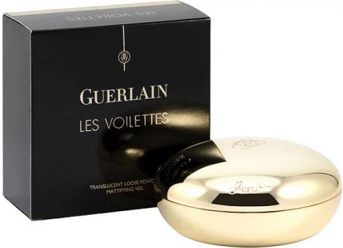 Guerlain LES VOILETTES POUDRE LIBRE TRANSPARENTE 02 Clair