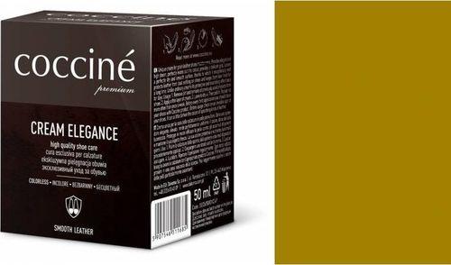 Coccin PASTA DO BUTÓW KREM SKÓRY GŁADKIEJ CREAM ELEGANCE AUSTRALIAN BROWN 50 ML