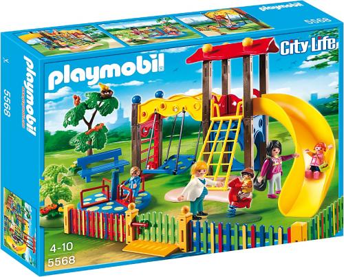 Playmobil Plac zabaw dla dzieci (5568)
