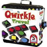 Schmidt Spiele Qwirkle Travel - wersja niemiecka (49270)