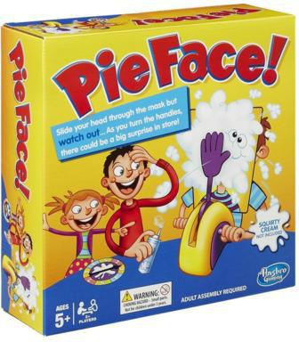 Hasbro Gra Pie Face - (B7063)