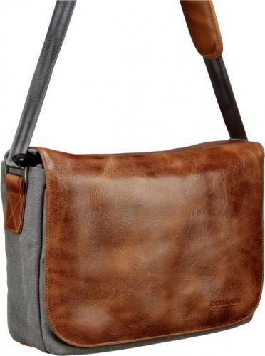 Torba Olympus OM-D Messenger Leder Tasche inkl. Gurt (E0410225)