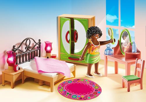 Playmobil Sypialnia z toaletką (5309)