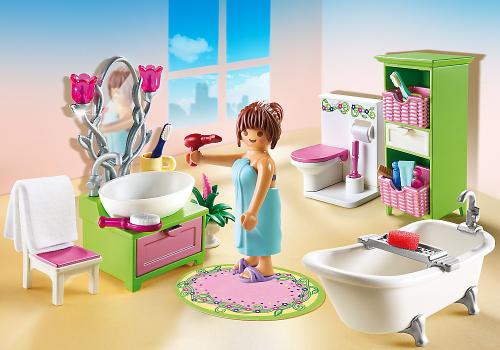 Playmobil Romantyczna Kąpiel - 5307