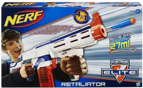 Hasbro Nerf N-Strike Elite XD Retaliator (98696E35)