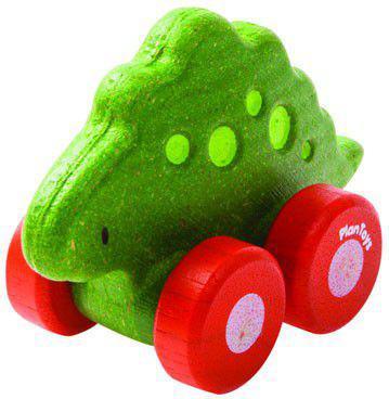 Plan Toys Pojazd dinozaur - Stego (PLTO-5691)
