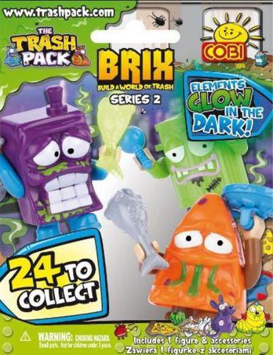Cobi Trash Pack Figurka Blind Bag - 6254