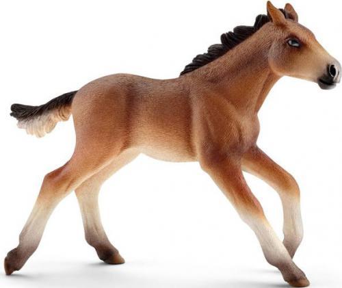 Figurka Schleich Mustang źrebie (13807)