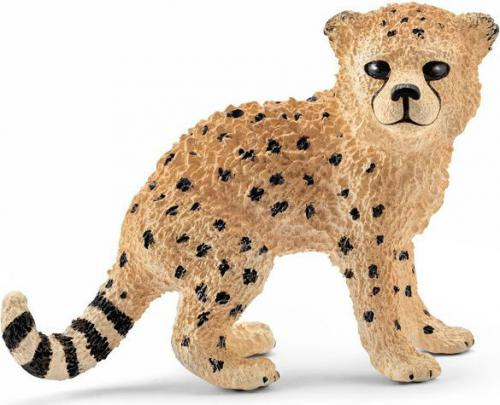 Figurka Schleich Młody gepard (14747)