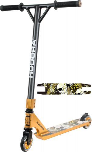 Hudora Hulajnoga wyczynowa Stunt Scooter XR-25 gold (14027)