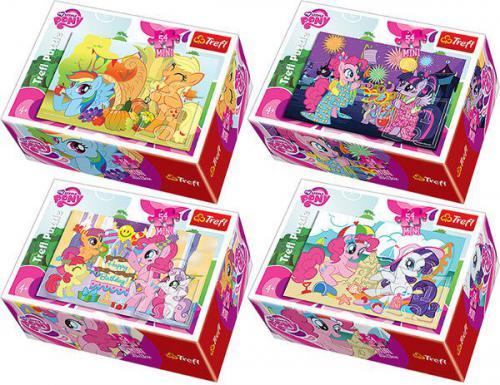 Trefl Kucyki Pony 54 EL. Mini  (54128)