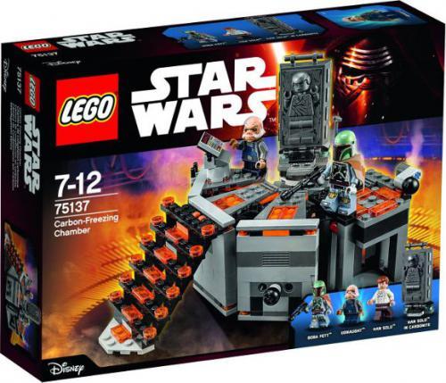 Lego Star Wars Komora do zamrażania 75137