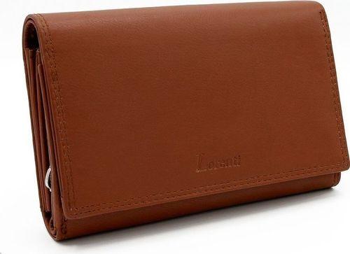 4U Cavaldi Świetnie zorganizowany, klasyczny portfel damski poziomy z eko skóry Lorenti