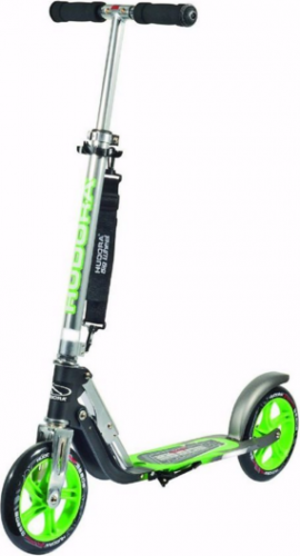 Hudora Hulajnoga BigWheel 205 grey/green (14695)