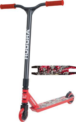 Hudora Hulajnoga wyczynowa Stunt Scooter XQ-13 red (14026)