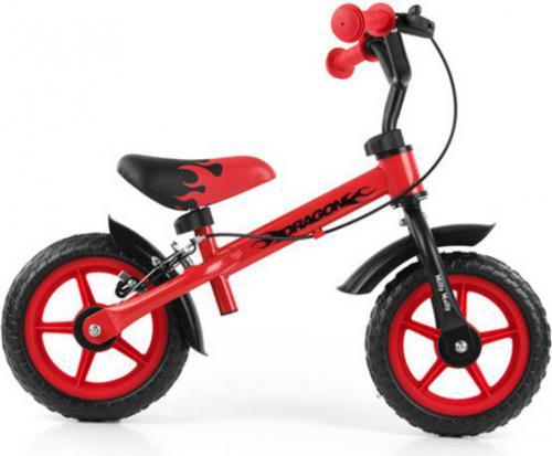 Milly Mally Rowerek biegowy Dragon Red  (ML-4850)