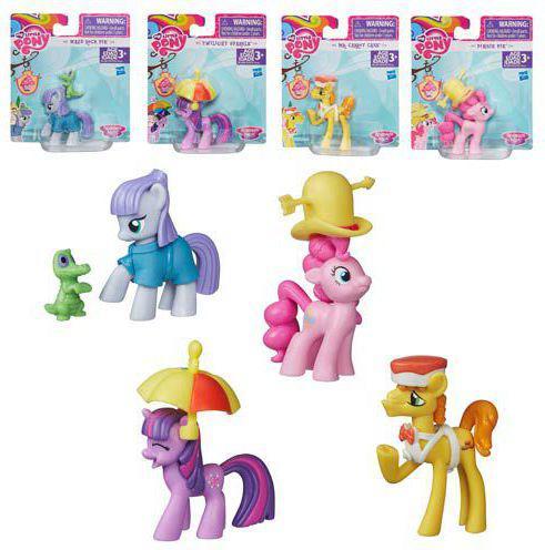 Hasbro My Little Pony Kucykowi Przyjaciele różne rodzaje B3595