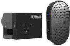 Removu Zestaw mikrofonów Remuvo M1 oraz A1 do GoPro Hero 3+/4 (REA1M1)