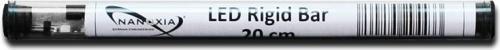 Nanoxia Rigid LED 20cm czerwony (NRLED20R)