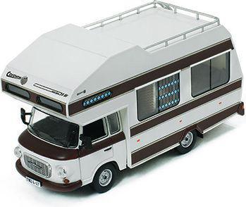 Ixo Barkas B1000 Wohnmobil 1973 (IST298MR)