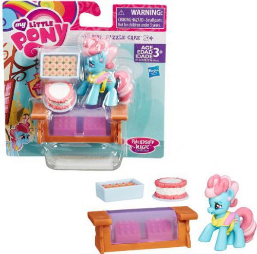 Hasbro My Little Pony Kucykowi przyjaciele Dazzle - B3596/B5388