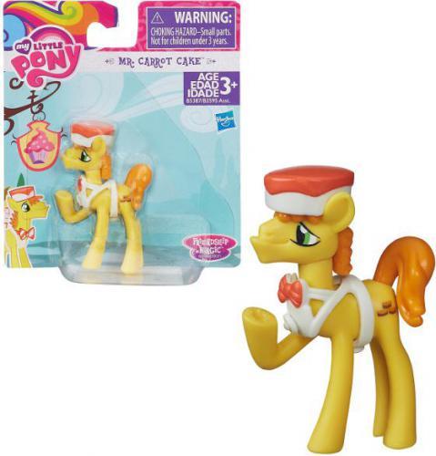Hasbro My Little Pony Kucykowi przyjacie Carrot  - B3595EU40/B5387