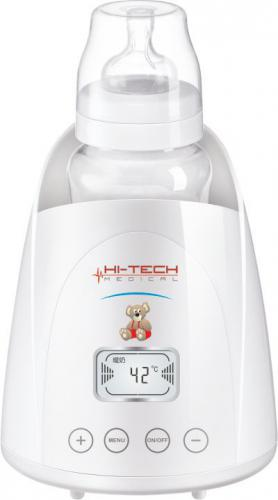 HI-TECH MEDICAL  Podgrzewacz, sterylizator do butelek HI-TECH ORO-Baby Heather