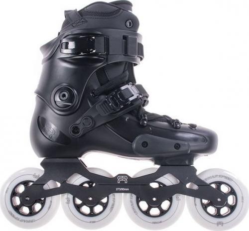 Rolki Seba/FR Skates FR1 90 freestyle czarne r. 39